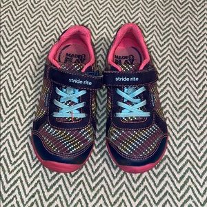 Stride rite girls 10.5 shoes